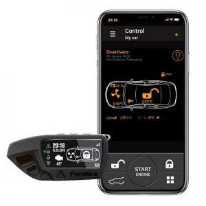 Zabezpečenie vozidiel, GPS monitoring